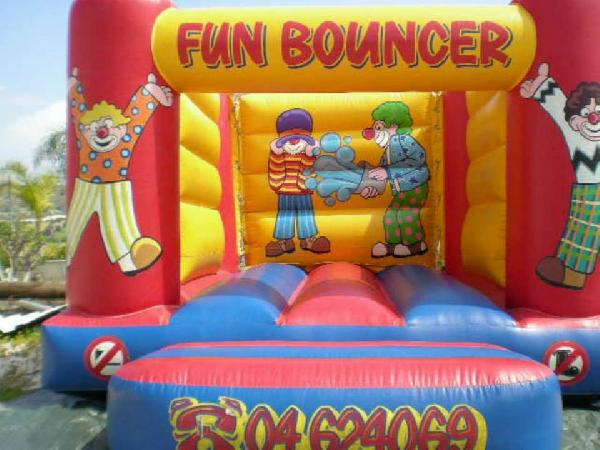 Medium Bouncy Castles no 1 inflatable in Cyprus