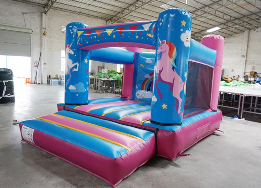 Barby Bouncy Castles for girls party